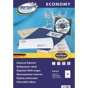 Avery ELA022 etichetta per stampante Bianco Etichetta per stampante autoadesiva