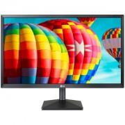 Monitor LED LG 24MK430H-B 23.8-- FreeSync, IPS, 1920x1080, 75Hz, 250cd, 178/178, 1000:1, 5ms, AntiGlare, VGA, HDMI, Audio out, VESA 75x75