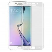 Protector De Pantalla Para Samsung Galaxy S6 Edge + / Edge Plus Curvada Cobertura Completa Vidrio Templado De Dureza 9H - Transparente