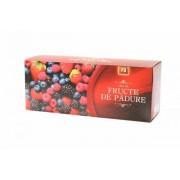 Ceai aromat din fructe de padure 100 plicuri, Stef Mar
