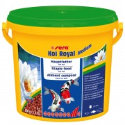 Sera Koi Royal alimento en gránulos medianos.- 20 l