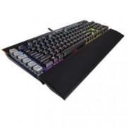 Клавиатура Corsair K95 RGB PLATINUM, гейминг, механична, подсветка, черна, USB
