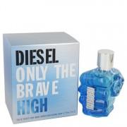 Diesel Only The Brave High Eau De Toilette Spray 2.5 oz / 73.93 mL Men's Fragrances 542070
