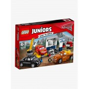 10743 A Oficina do Smokey, Lego Junior vermelho medio bicolor/multico