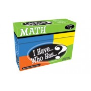 I Have Who Has Math Games Gr 1 2