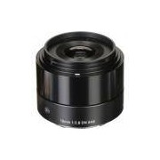 Lente Sigma 19mm f/2.8 DN for Sony E-mount