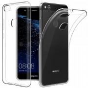 Capa para Huawei P10 lite de silicone transparente