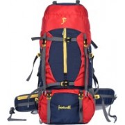farewell 65 L TRAVEL BACK PACK Rucksack - 65 L(Red)
