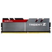 Memorie G.Skill Trident Z, DDR4, 2x8GB, 3200MHz, CL16 (Rosu)