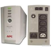 UPS, APC Back-UPS CS, 350VA, USB connectivity, Off-Line (BK350EI)