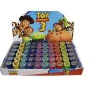 Disney (12pc Assorted) Buzz and Woody Toy Story Stamps - Toy Story Stamp Set (Assorted Design 12pc)