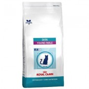 Royal Canin Skin Young Male - Vet Care Nutrition - Pack % - 2 x 3,5 kg