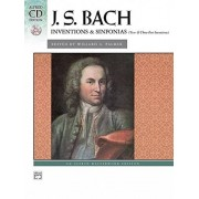 Inventions and Sinfonias: Two-and Three-part Inventions