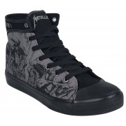 Metallica EMP Signature Sneaker high - Offizielles Merchandise EU37, EU38, EU39, EU40, EU41, EU42, EU43, EU44, EU45, EU46 Unisex