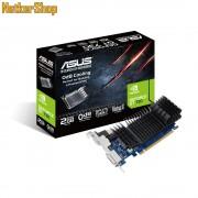 ASUS Nvidia Geforce GT730-SL-2GD5-BRK 2GB DDR5 PCI Express LP Videokártya (3 év garancia)