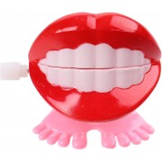 Free And Easy Opwindfiguur Rode Lippen 4,5 Cm