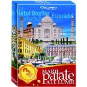 Colectia Mari palate ale lumii - 3 DVD-uri