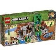LEGO 21155 LEGO Minecraft Creeper Gruvan
