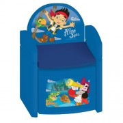 Disney Jake and The Neverland Pirates Treasure Hunt Sit N Store Chair