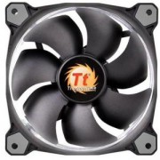 Вентилатор THERMALTAKE Riing 14 LED, Бял, THER-FAN-F039-WT