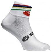 sidi Calcetines Sidi Poly Socks Rainbow White