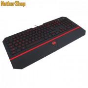 Redragon K502 Karura USB HUN fekete multimédiás gaming billentyűzet (2 év garancia)