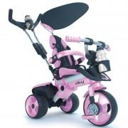 Tricicleta pentru copii Injusa City Purp Injusa