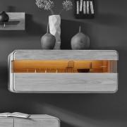 BELEUCHTUNG von Inter-Furn LED 1-er Set 117 cm Alu-Winkelprofil inkl. Trafo und Zuleitung