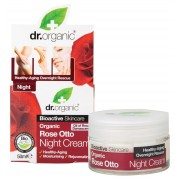 Organic Rose Otto Night Cream 50ml