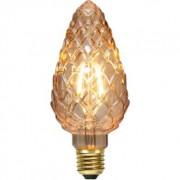 Star Trading Dekoration LED filament E27 Gul kotte 353-66 Replace: N/A