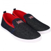 Camfoot Mens Black Loafers