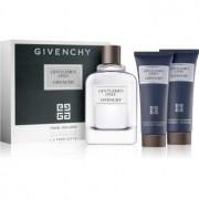 Givenchy Gentlemen Only lote de regalo I. eau de toilette 100 ml + champú y gel de ducha 75 ml + bálsamo after shave 75 ml
