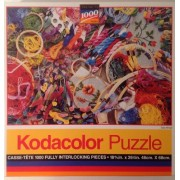 """Kodacolor """"Sew What"""" 1000 Pc Puzzle"""