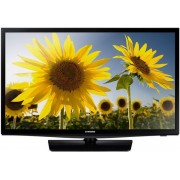 "Televizor LED Samsung 61 cm (24"") UE24H4003AW, HD Ready, Clear Motion Rate 100, Motor HyperReal, DTS Premium Sound 5.1, CI+ + Cartela SIM Orange PrePay, 6 euro credit, 4 GB internet 4G, 2,000 minute nationale si internationale fix sau SMS nationale din ca"
