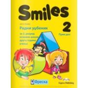 Udžbenik Engleski jezik Smiles 2 2. razred Freska