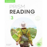 Prism Reading Level 3 Students Book with Online Workbook par S. Kennedy & AlanSowton & Chris