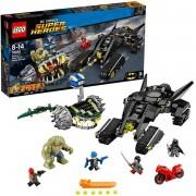 76055 Lego Heroes Killer Croc Rioolravage