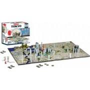 TOKYO Puzzle 4D Cityscape