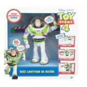 Toy Story 4 Buzz Lightyear en accion