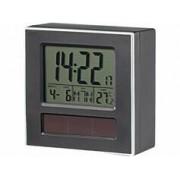 Infactory Horloge solaire radio-pilotée