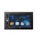 """Player auto 2 DIN Akai A-2DIN2217, display 6,2"""", 4 X 25W RMS, USB, AUX, SD"""