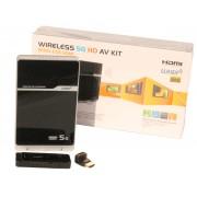 Trasmettitori Trasmettitore + Ricevitore Video Audio Wireless 5G HD HDMI AV Full HD 1080P