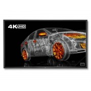 "NEC MultiSync X841UHD-2 PG 2,13 m (84"") LED 4K Ultra HD Digital signage flat panel Negro"