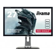 LED-monitor 68.6 cm (27 inch) Iiyama G-Master GB2788HS-B2 Energielabel B 1920 x 1080 pix Full HD 1 ms DVI, HDMI, DisplayPort, Hoofdtelefoon (3.5 mm jackplug)