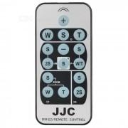 Control remoto IR JJC Card Style para Olympus / Konica Minolta / Nikon / Pentax / Samsung / Canon (E5)