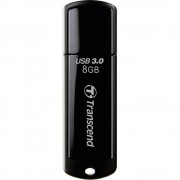 USB-ključ 8 GB Transcend JetFlash® 700 crni TS8GJF700 USB 3.0