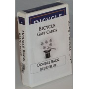 Double Back Bicycle Deck Blue - Blue
