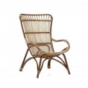 Sika-Design Monet korgfåtölj antikbrun, sika-design