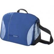 Carry Case, Samsonite LAPTOP MESSENGER'S BAG, Dark Blue (V80.01.007)