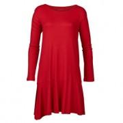 Novila Night & Day-Dress, 40 - Karmesinrot